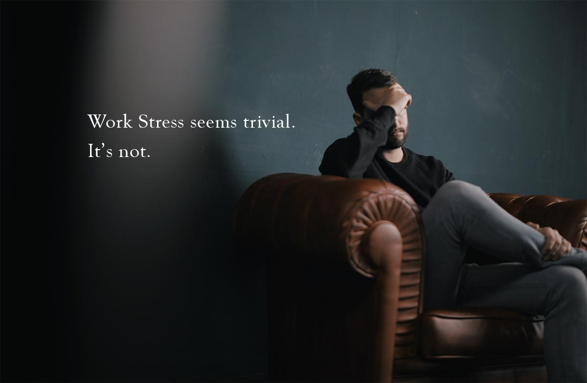 Work Stress Solutions and Symptoms